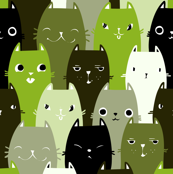 Catpalooza green