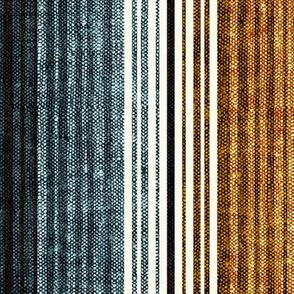 serape southwest stripes - earth (90) -  LAD19BS