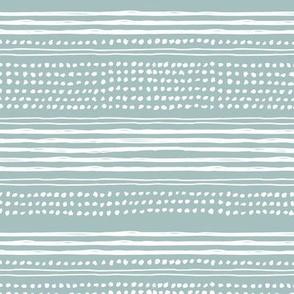 Minimal mudcloth bohemian mayan abstract indian summer aztec design dusty blue