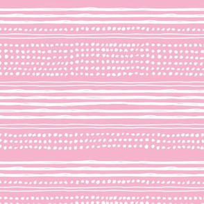 Minimal mudcloth bohemian mayan abstract indian summer aztec design sweet pink