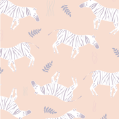 Abstract-Zebra_Pastel_pink