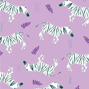 Abstract-Zebra_Light-purple