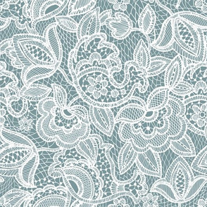 colonial lace