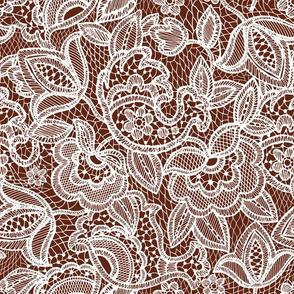 mahogany lace