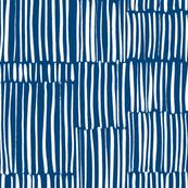 Chalk Scratches _ Classic Blue