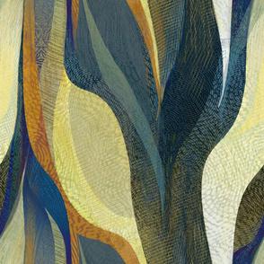 textured_large olive-blue-ivory
