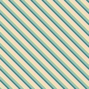 Pastel geometric diagonal stripes