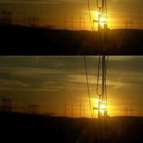 CROSS N SUNSET