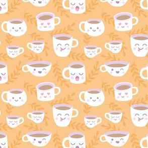 Mugs and Cups Orange