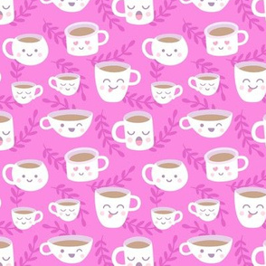 Mugs and Cups Pink
