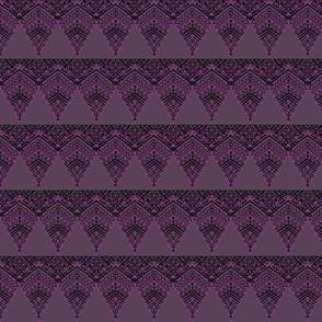 lace purple night