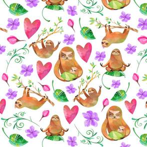 Sloths I