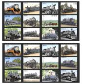 Steam Engine Photo Panel