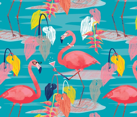 Rtall-flamingos-kitsch_contest301608preview
