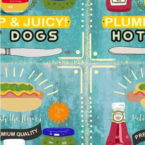 Hot Dog Fixin's