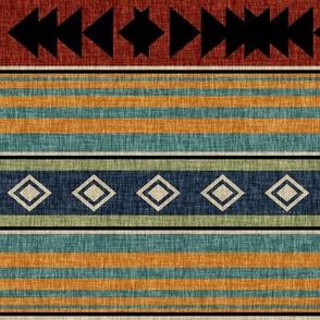 western blanket - small