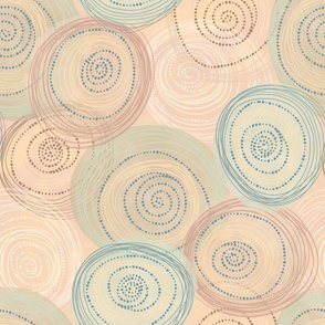 Tranquility circles