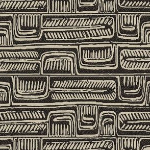 Marquesan Low Relief 1a