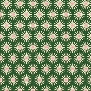 firework green and pink small