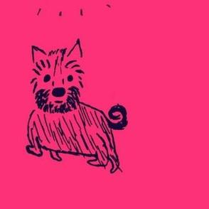 Terrier (pink)