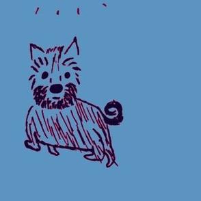 Terrier (blue)