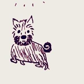 Terrier (off white)