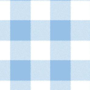 The pastel blues - Big Time Gingham