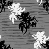 Black and white Dream Flower