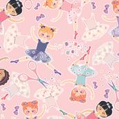 Ballerina-Paperdoll-pink