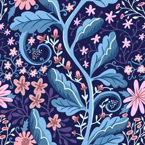 Floral Climber
