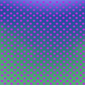 Pop Art Background- green and purple