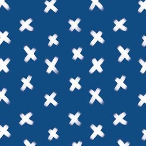 classic blue xs