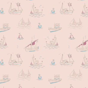 AAS_pink_boats_seaml_stock