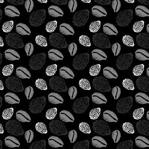 Pupu Hinuhinu Black Background-01