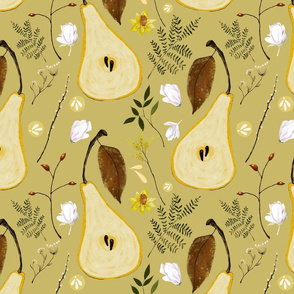 Pears and Botanicals