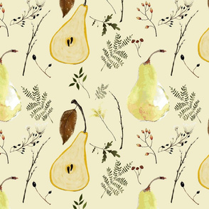 Pears and Botanicals Light