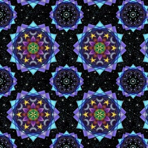 Star mandala SMALL