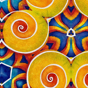 Citrus spiral