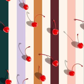 Ma Chérie - Bistro Stripes Caramel