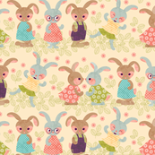 Bunny Line-yellow-large