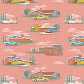 Atomic Neighborhood Pink