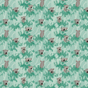 Koalas-pattern-met-blaadjes-mint-15mm-150dpi_shop_thumb