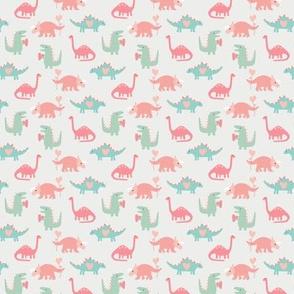 Lovey Dinosaurs