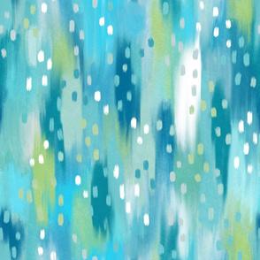 Sea Rain - large scale