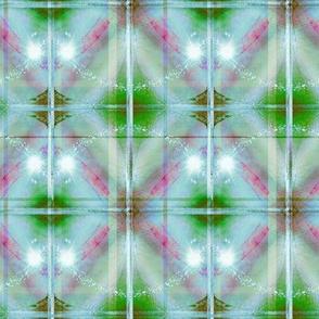 Gemstone Plaid - Green
