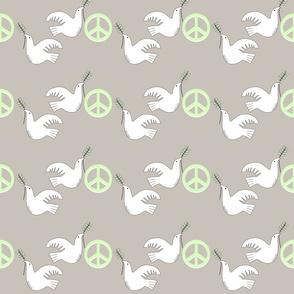New Denim - peaceful green