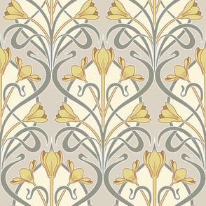 Crocus Art Nouveau
