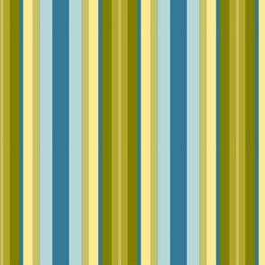 """Wide Varied Stripe 8"""" - Trinidad"""