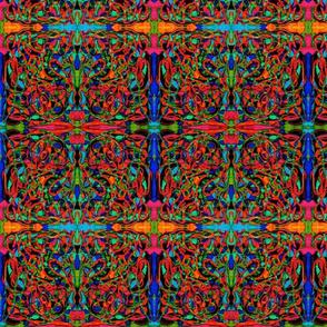 SCRAMBLED COLORS NOUVEAU CV4-small MIRROR