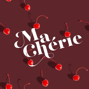 Ma Chérie - on Merlot